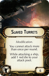 Slaved Turrets