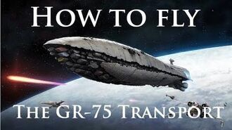 Captain's Clinic - How to fly GR-75 Transport Flotillas
