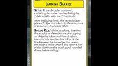 """How-to play Objective """"Jamming Barrier"""" - Star Wars Armada Explained (SWAE)"""