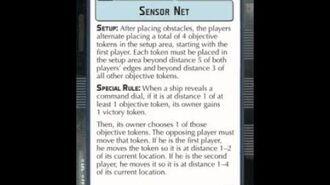 "How-to play Objective ""Sensor Net"" - Star Wars Armada Explained (SWAE)"