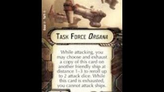"""How-to use Title """"Task Force Organa"""" - Star Wars Armada Explained (SWAE)"""