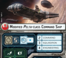 Modified Pelta-class Command Ship