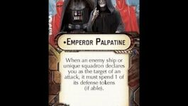 "How-to use Officer ""Emperor Palpatine"" - Star Wars Armada Explained (SWAE)"