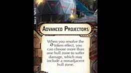 "How-to use Defensive Retrofit ""Advanced Projectors"" - Star Wars Armada Explained (SWAE)"