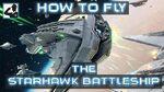 Captain's Clinic - How to fly the Starhawk Battleship - Star Wars Armada