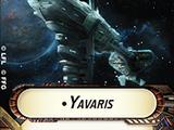 Yavaris