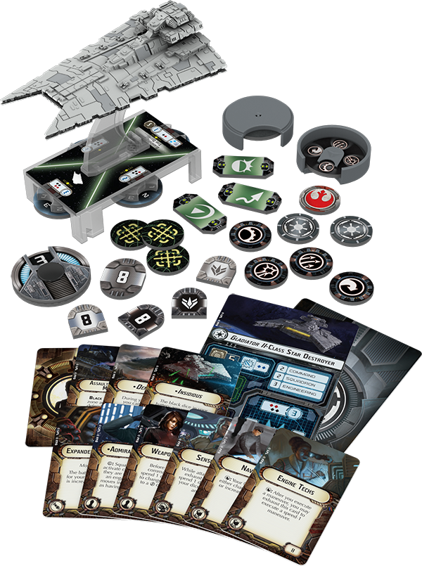 Gladiator-class Star Destroyer Expansion Pack | Star Wars