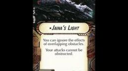 "How-to use Title ""Jaina's Light"" - Star Wars Armada Explained (SWAE)"