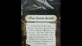 """How-to use Fleet Command """"Take Evasive Action!"""" - Star Wars Armada Explained (SWAE)"""