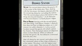 """How-to play Objective """"Doomed Station"""" - Star Wars Armada Explained (SWAE)"""