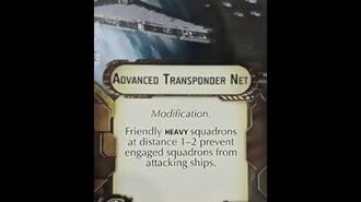 """How-to use Offensive Retrofit """"Advanced Transponder Net"""" - Star Wars Armada Explained (SWAE)"""
