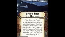 "How-to use Title ""7th Fleet Star Destroyer"" - Star Wars Armada Explained (SWAE)"