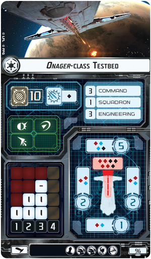 Onager-class Testbed