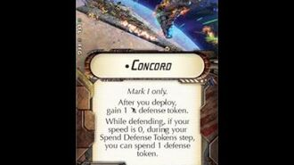 """How-to use Title """"Concord"""" - Star Wars Armada Explained (SWAE)"""