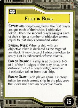 Fleet in Being