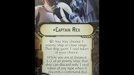 "How-to use Officer ""Captain Rex"" - Star Wars Armada Explained (SWAE)"