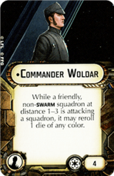Commander Woldar