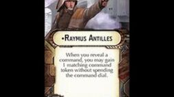"""How-to use Officer """"Raymus Antilles"""" - Star Wars Armada Explained (SWAE)"""