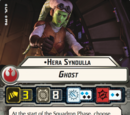 Hera Syndulla Ghost