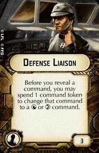 Defense Liaison