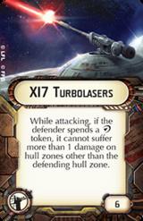 XI7 Turbolasers