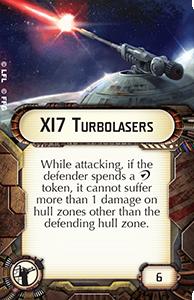 Xi7-turbolasers
