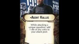 "How-to use Officer ""Agent Kallus"" - Star Wars Armada Explained (SWAE)"