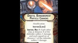 """How-to use SuperWeapon """"Orbital Bombardment Particle Cannons"""" - Star Wars Armada Explained (SWAE)"""