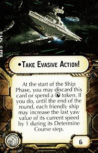 Take Evasive Action!