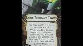 """How-to use Turbolasers """"Linked Turbolaser Towers"""" - Star Wars Armada Explained (SWAE)"""