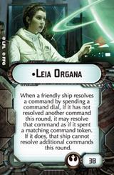Commander Leia Organa