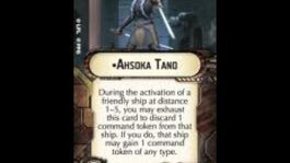 """How-to use Officer """"Ahsoka Tano"""" - Star Wars Armada Explained (SWAE)"""