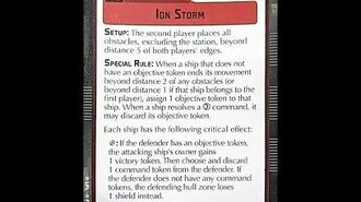"""How-to play Objective """"Ion Storm"""" - Star Wars Armada Explained (SWAE)"""
