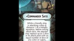 "How-to use Commander ""Commander Sato"" - Star Wars Armada Explained (SWAE)"