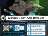 Gladiator I-class Star Destroyer