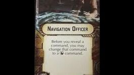 """How-to use Officer """"Navigation Officer"""" - Star Wars Armada Explained (SWAE)"""