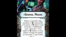 "How-to use Commander ""General Madine"" - Star Wars Armada Explained (SWAE)"