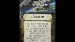 "How-to use Title ""Liberator"" - Star Wars Armada Explained (SWAE)"