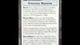 "How-to play Objective ""Hyperspace Migration"" - Star Wars Armada Explained (SWAE)"