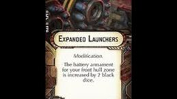 """How-to use Ordnance """"Expanded Launchers"""" - Star Wars Armada Explained (SWAE)"""
