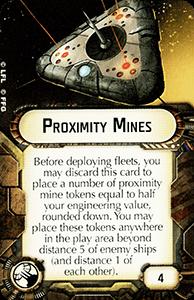 Proximity Mines