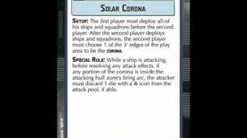 """How-to play Objective """"Solar Corona"""" - Star Wars Armada Explained (SWAE)"""