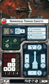 Hammerhead Torpedo Corvette
