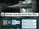 Imperial Star Destroyer Kuat Refit