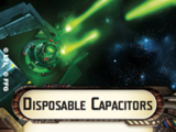 Disposable Capacitors
