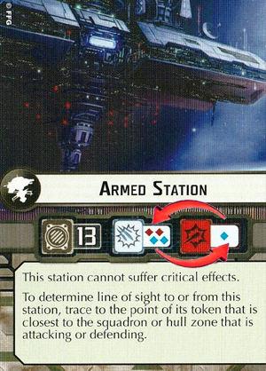 Armed Station