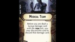 "How-to use Support Team ""Medical Team"" - Star Wars Armada Explained (SWAE)"