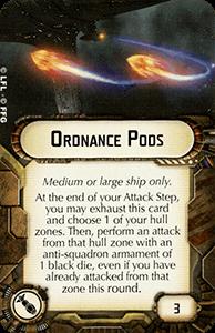 Ordnance Pods