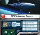 MC75 Armored Cruiser