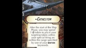 """How-to use Title """"Cataclysm"""" - Star Wars Armada Explained (SWAE)"""